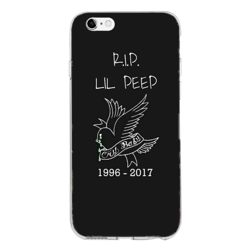 Lil Peep Iphone Cover Case